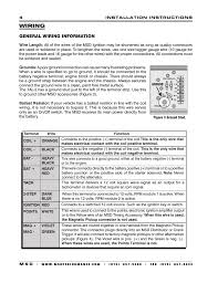 wiring msd 7222 7al 2 ignition control installation user manual wiring msd 7222 7al 2 ignition control installation user manual page 4 16