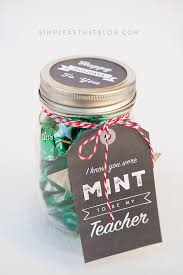 simple mason jar gifts with printable s simple as that
