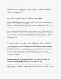 Professional Resume Format Samples Delectable Hybrid Resume Format Examples 48 Awesome 48 Hybrid Resume Template