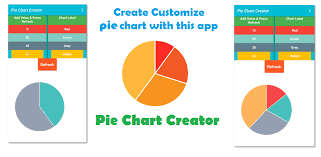 Pie Chart Creator Amazon Com Pie Chart Maker Appstore For Android