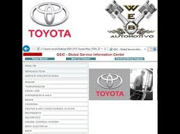 Toyota Hilux 2005 - 2013 Service Manual - YouTube