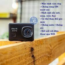 Review Camera Hành Động SC-2-Giá Rẻ Có Cảm Ứng, Chống Rung
