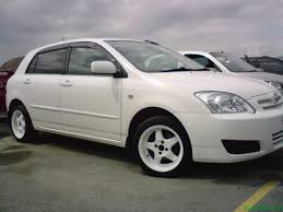2006 Toyota Allex – pictures, information and specs - Auto ...