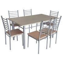 Table Chaises Cuisine Achat Table Chaises Cuisine Pas Cher
