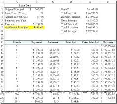 2018 05 Excel Spreadsheet Mortgage Calculator 6 Mortgage Calculator