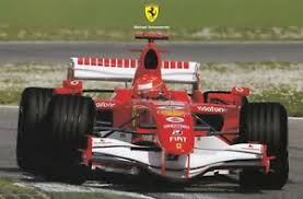 Remember the time when ferrari was the dominating force in formula 1? Michael Schumacher Ferrari 248 F1 Original Factory Driver Stat Postcard 2458 06 Ebay