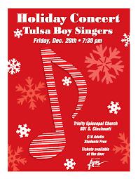 Christmas Concert Poster Christmas Concert Poster Under Fontanacountryinn Com