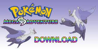 Pokemon HD: Pokemon Pokemon Mega Adventure Download