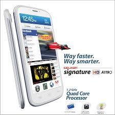 Celkon Debuts A119Q Signature HD The ...