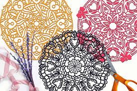Free svg files to download. Free Mandala Svg Files For Silhouette Cameo Cricut