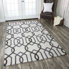 rizzy home 2 x 3 grey trellis area rugs ctrce952633370203