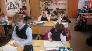 Мой любимый класс На уроке Урок русского языка Мы писали КОНТРОЛЬНЫЙ ДИКТАНТ с грамматическим заданием за iii четверть
