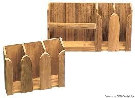 Tavolo In Teak Per Barche : Portapiatti e tazze in legno per barca portaoggetti arc teak