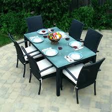 affordable modern outdoor furniture. Black Outdoor Furniture Affordable Modern  Dining With Arm Chairs Set White Pads Affordable Modern Outdoor Furniture