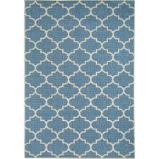 blue and champagne seas pawleys island porch rug
