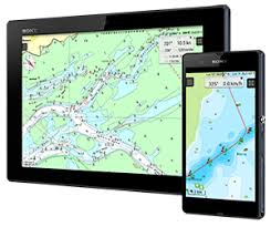 Gps Nautical Charts App For Android Wingps Marine Navigational App For Android Tablets And