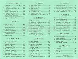 chinese food menu items. Exellent Items Menu For Lucky Star Chinese Food Throughout Menu Items N