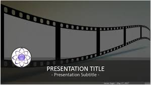 Film Strip Powerpoint Template The Highest Quality