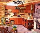 Идеи кухни в частном доме