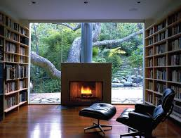 View in gallery Enjoy a warm and vibrant view as you wind down in the Eames  lounge chair