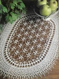 Crochet Oval Pattern New Inspiration Design