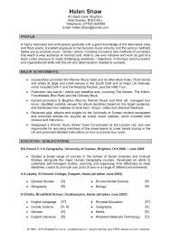 How To Write A Personal Summary For Resume Examples Inspirational Gorgeous Personal Summary Resume
