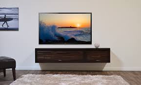 Wall Mounted Living Room Cabinets Wall Mount Tv Ideas Eclectic The Living Room Redwood City And