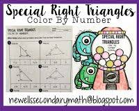 as well Pythagorean Theorem Worksheets as well Pythagorean Theorem Worksheets besides Right Triangles Unit   Mrs  E Teaches Math also Math Plane   Right Triangle Review furthermore Worksheets for classifying triangles by sides  angles  or both moreover special right triangles multi step key p1   YouTube besides Special Right Triangle Worksheets Free Worksheets Library in addition Geometry Worksheets   Geometry Worksheets for Practice and Study moreover dowmacosky   December 12th additionally High School Geometry  mon Core G SRT B 5   Geometric Mean. on special right triangles worksheet answers