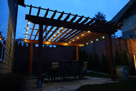 pergola lighting ideas design. Uncategorized Hanging Pergola Lighting Stunning Why Shouldhave Cafe Lights Professionally Installed Whencan Picture For Ideas Design G