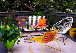 Outdoor Living Blog Outdoorlicious Retro Outdoor Furniture