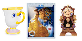 beauty and the beast items at disney