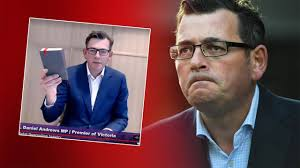 Victorian premier daniel andrews is set to provide a covid update on friday morning at 9.30am. Coronavirus Australia Dan Nesia In Victoria It S A Thing