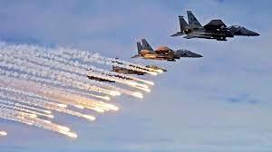 مقاتلات التحالف تستهدف اجتماعًا لقيادات حوثية في مأرب باليمن