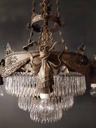 Antik Kronleuchter Deckenlampe Alte Lster Korblster Genial