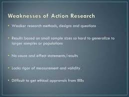 5 Strengths And Weaknesses 5 Strengths And Weaknesses Of Action Research 5