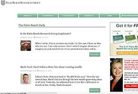 palm beach research group