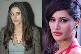 bollywood actress without makeup nargis