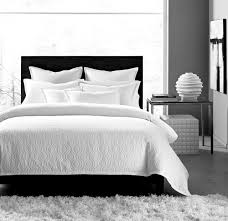 full size of bedroom amazing white bedding with black trim ideas great casual modern white