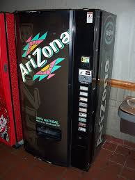 Tea Vending Machines Gorgeous Arizona Tea Vending Machine Foodyummy Pinterest Arizona Tea