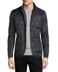Mens Stand Collar Jacket | Neiman Marcus & Quick Look. Burberry · Gillington Quilted Jacket ... Adamdwight.com