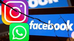 Facebook e Instagram down: segnalazioni di problemi in tutto ...