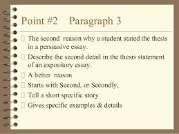 how to write a paragraph essay   18 point 2 paragraph