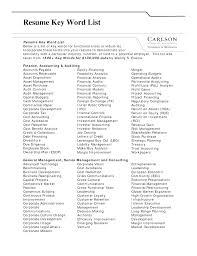 40 Fast Resume Keywords List Rx E40 Resume Samples Mesmerizing Resume Keywords List