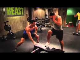 BODY BEAST Beachbody Workout With Sagi Kalev Beast Mode YouTube New Sagi Kalev Quotes
