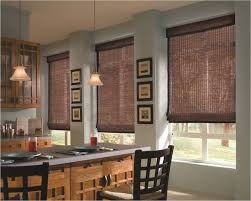 kitchen counter window. Furniture:Traditional Kitchen With Brown Wood Counter Feat Granite Countertop And Clasic Floral Window