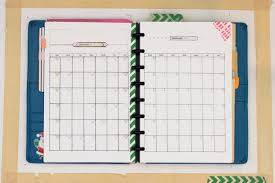 day and month planner templates by ahhh design diyplanner