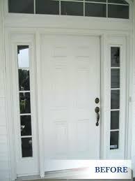 entry door replacement replacement doors before front door replacement glass