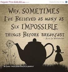 Alice In Wonderland Quote Extraordinary Alice In Wonderland You're Mad Bonkers Alice In Wonderland