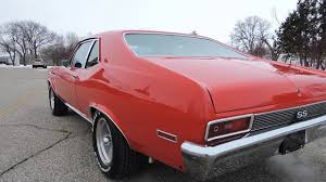 1971 chevy nova ss red new for sale at www coyoteclassics com ...