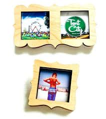 wooden picture frames all the frames distressed wood picture frames diy